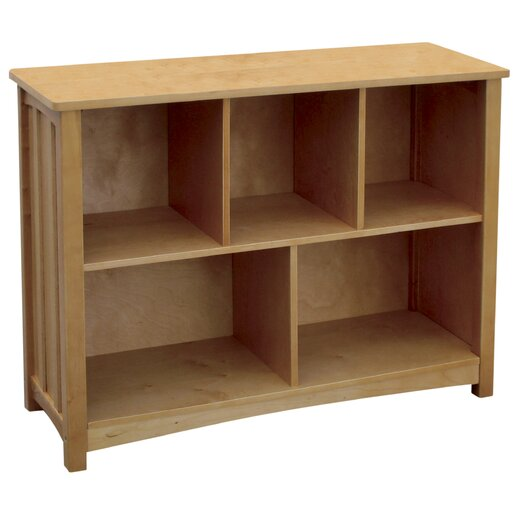 "Guidecraft New Mission 24"" Bookcase"