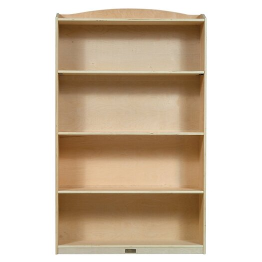 "Guidecraft Single-Sided 60"" Bookcase"