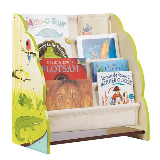 "Guidecraft Jungle Party 24"" Book Display"