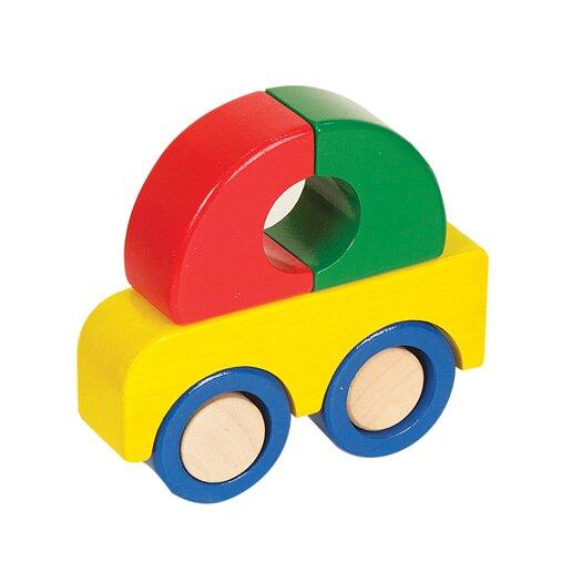 Guidecraft Car Primary Puzzle