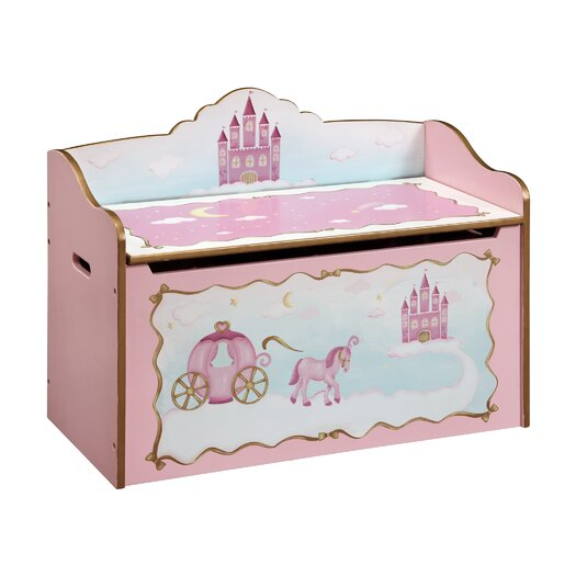 Guidecraft Princess Toy Box