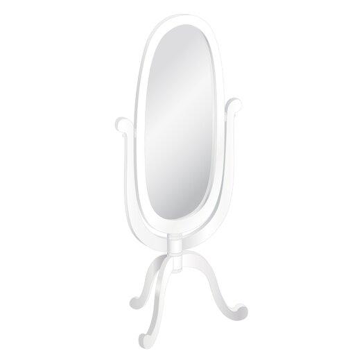 Guidecraft Classic White Plastic Mirror