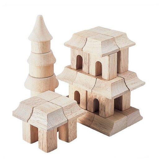 Guidecraft Oriental Block Set