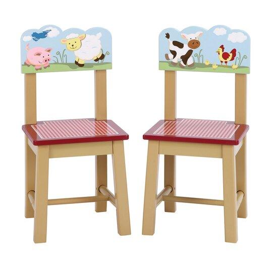 Guidecraft Farm Friends Chair