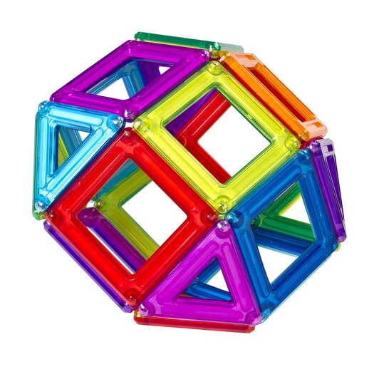 Guidecraft Construction Toys PowerClix 18 Piece Building Set