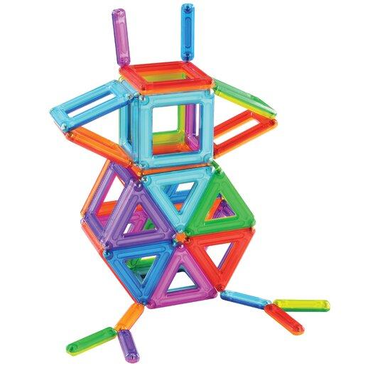 Guidecraft Construction Toys PowerClix 36 Piece Building Set
