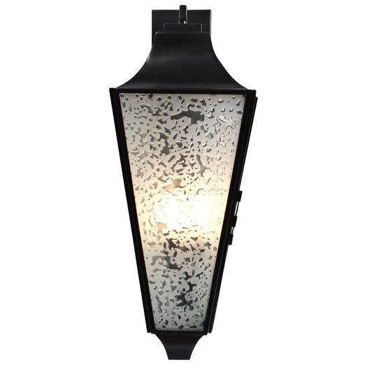 Varaluz Longfellow 4 Light Outdoor Wall Lantern