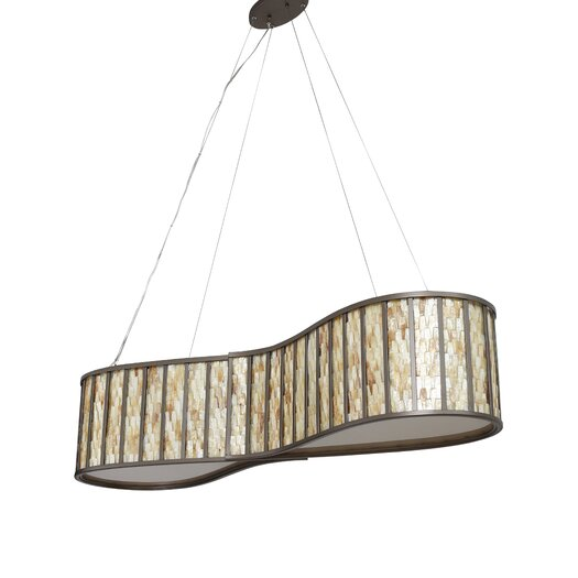 Varaluz Affinity 6 Light Pendant