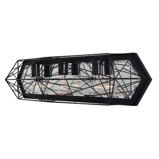 Varaluz Wright Stuff 3 Light Vanity Light