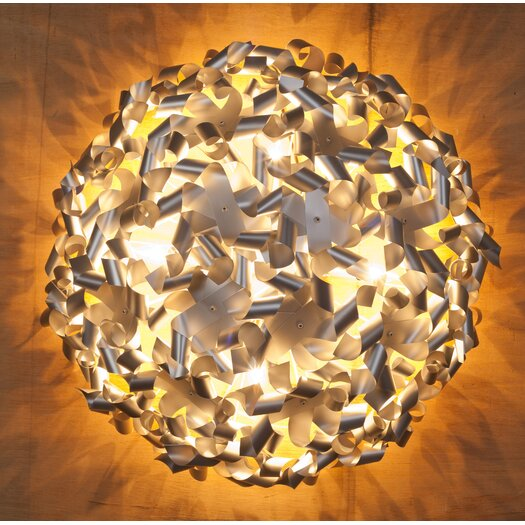 Varaluz Varaluz Recycled Pinwheel Ceiling/Wall Light