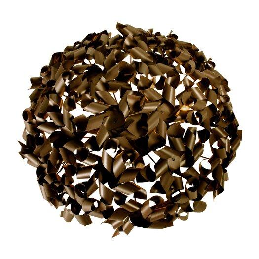 Varaluz Varaluz Recycled Pinwheel Ceiling/Wall Light