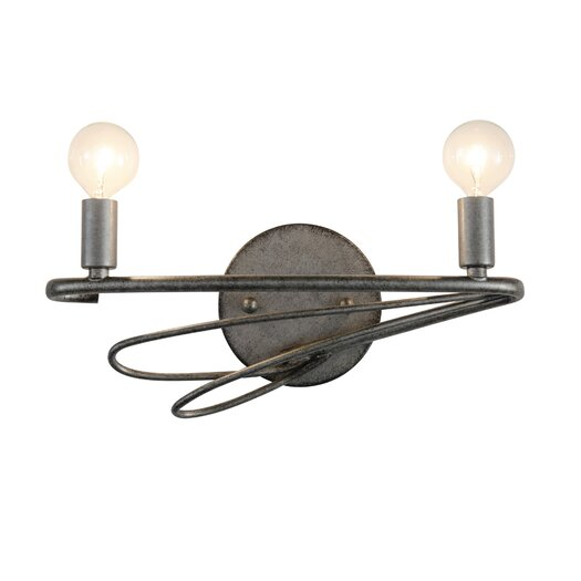 Varaluz Galaxia 2 Light Wall Sconce