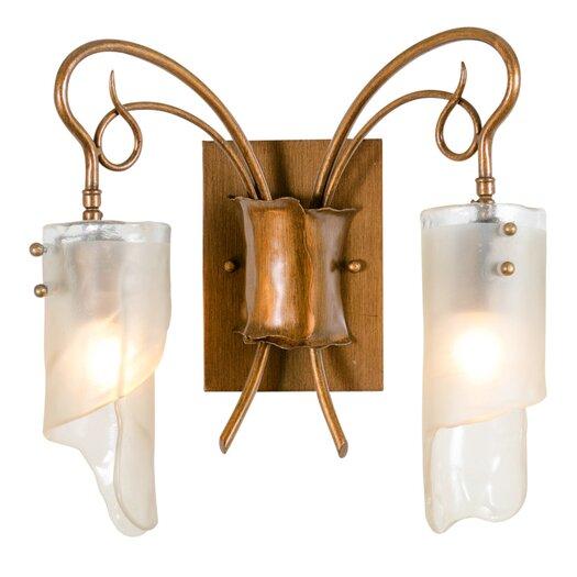 Varaluz Soho Recycled 2 Light Bath Vanity Light