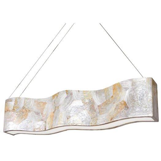 Varaluz Big Sustainable 8 Light Pendant