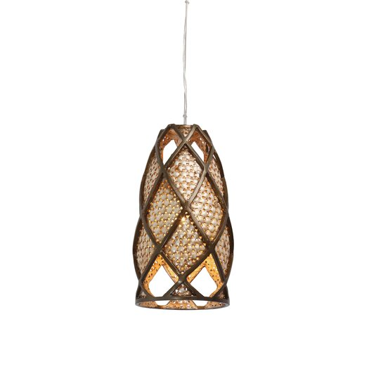 Varaluz Argyle 1 Light Mini Pendant