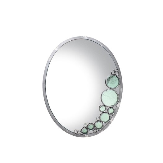 Varaluz Fascination Oval Mirror