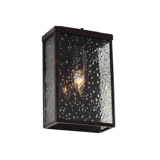 Varaluz Mission You 1 Light Outdoor Wall Lantern