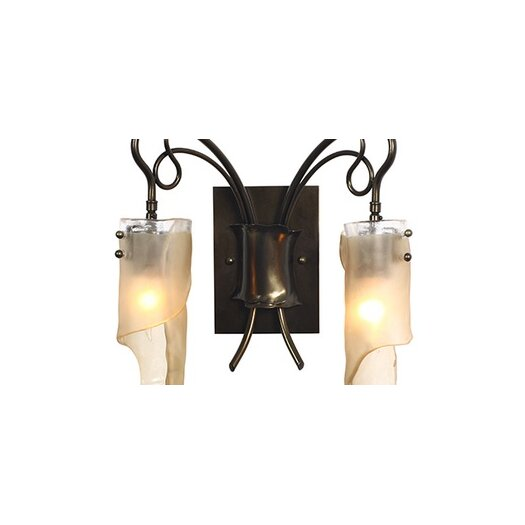 Varaluz Soho 2 Light Bath Vanity Light