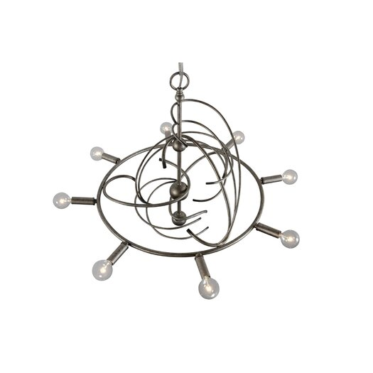 Varaluz Galaxia 8 Light Chandelier