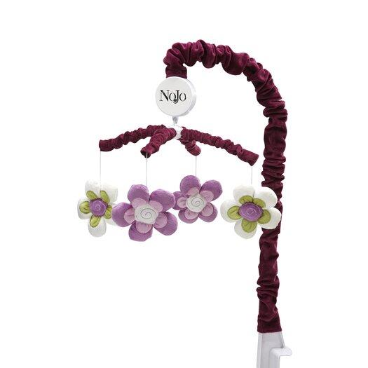 NoJo Pretty in Purple Musical Mobile