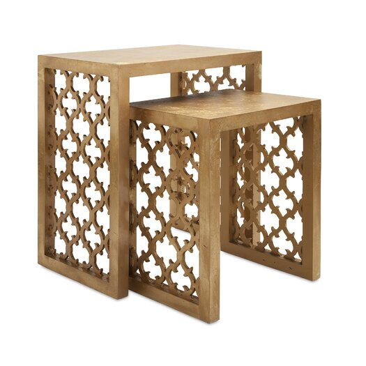 IMAX Canaberra 2 Piece Nesting Tables