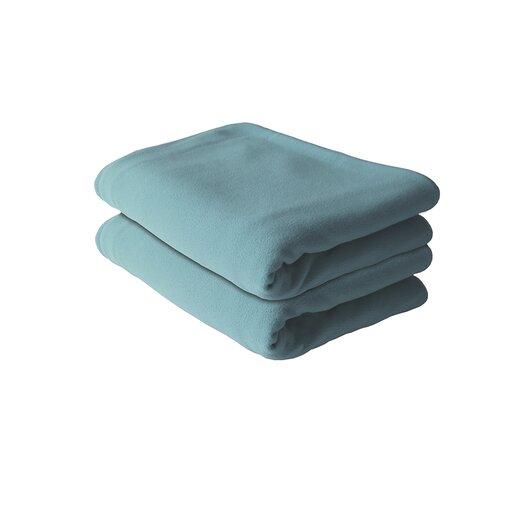 The Shrunks Bones Fleece Blanket
