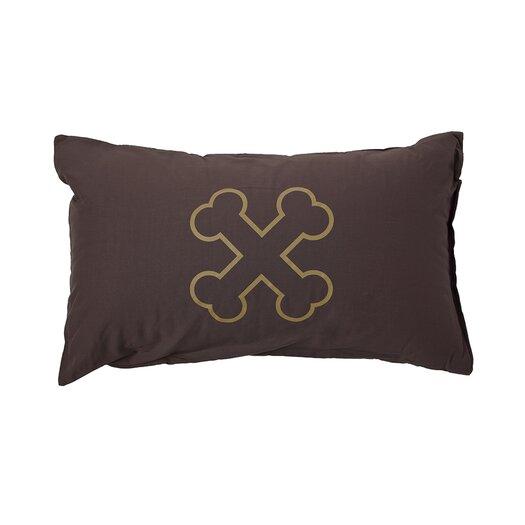 The Shrunks Bones Cotton Pillow with Sheet
