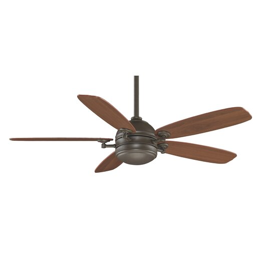 "Fanimation 52"" Akira 5 Blade Ceiling Fan with Remote"