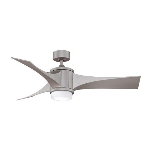 "Fanimation 52"" Jennix 3 Blade Ceiling Fan with Remote"