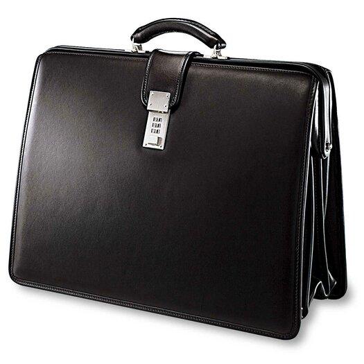 Jack Georges Platinum Classic Laptop Briefcase
