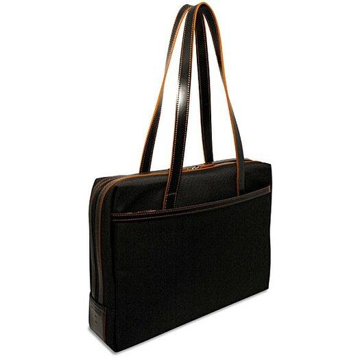 Jack Georges Generations Edge 3 Way Zip Business Tote Bag