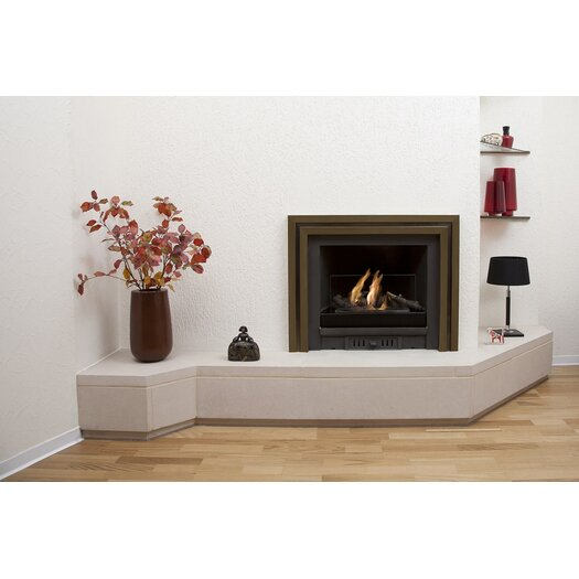Bio-Blaze Design Table Bio Ethanol Fuel Fireplace