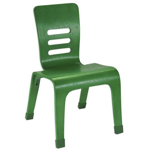 """ECR4kids 10"""" Bentwood Classroom Stackable Chair"""