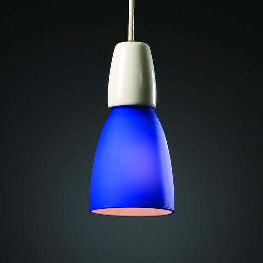 Justice Design Group Euro Classics 1 Light Pendant