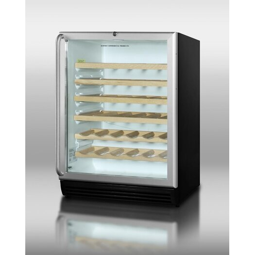Summit Appliance Single Zone Wine Refrigerator