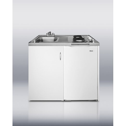 Summit Appliance 4.1 Cu. Ft. Compact Kitchen with freezer