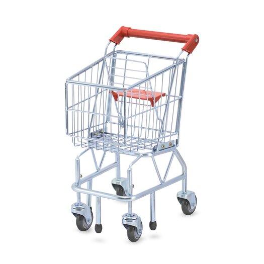 Melissa and Doug Shopping Cart Toy