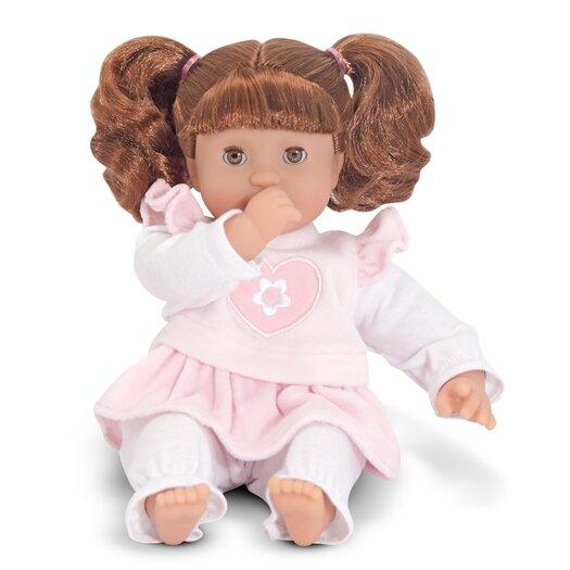"Melissa and Doug Brianna 12"" Doll"