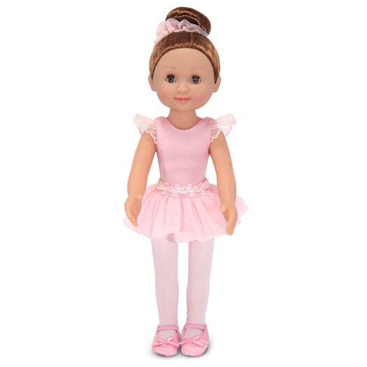 "Melissa and Doug Victoria 14"" Ballerina Doll"