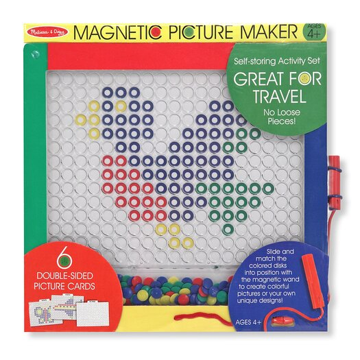 Melissa and Doug Magnetic Picture Maker