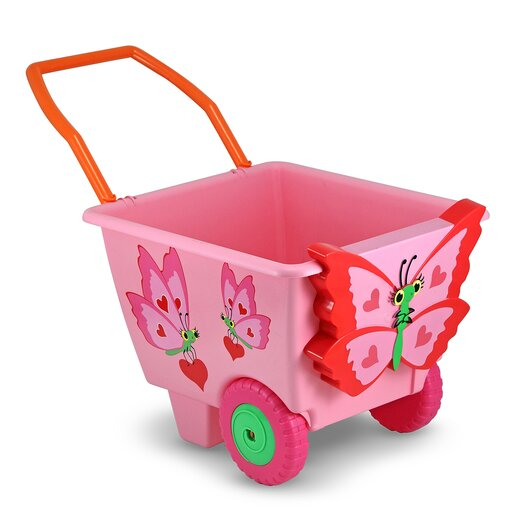 Melissa and Doug Bella Butterfly Cart