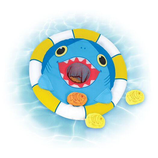 Melissa and Doug Spark Shark Floating Target Game