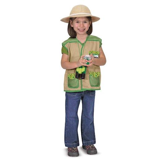 Melissa and Doug Backyard Explorer Role Play Set
