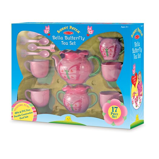 Melissa and Doug Bella Butterfly Tea