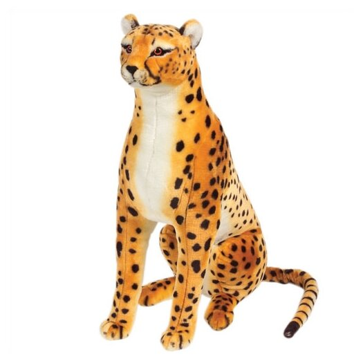 Melissa and Doug Large Cheetah Plush Stuffed Animal