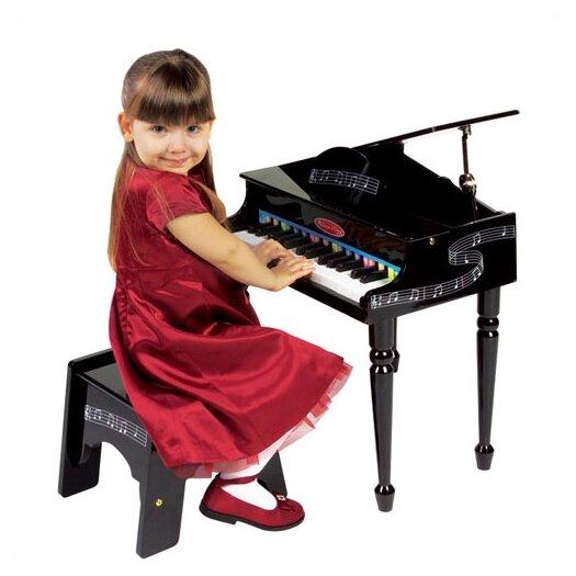 Melissa and Doug Grand Piano Music Toy