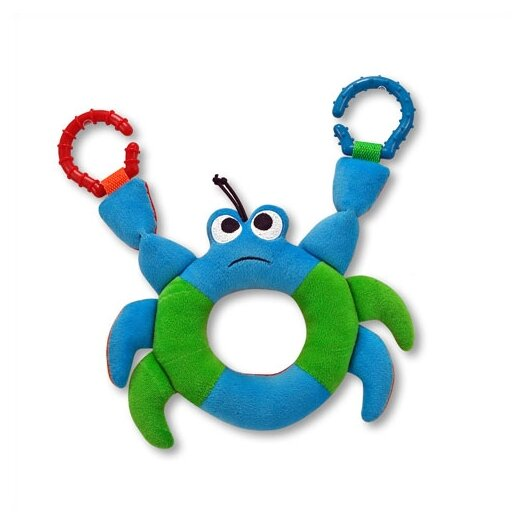 Melissa and Doug Linking Crab