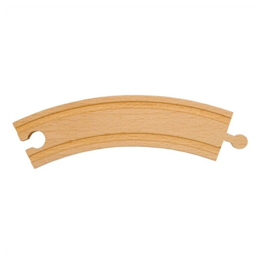 """Melissa and Doug 6"""" Curved Track"""