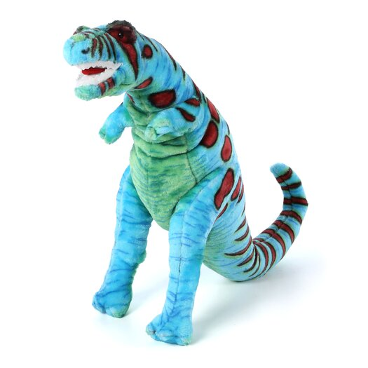 Melissa and Doug T-Rex Plush Stuffed Animal