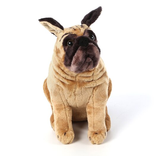 Melissa and Doug Pug Plush Stuffed Animal